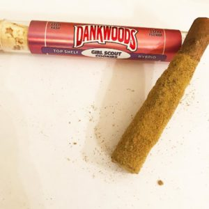 Dankwoods Girl scout cookies
