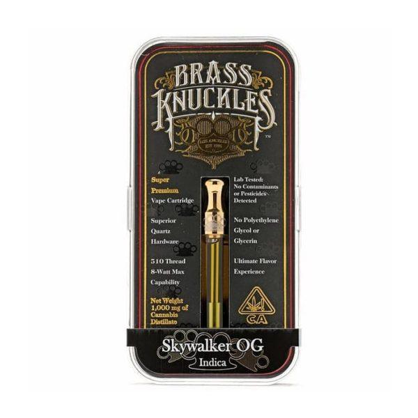 brass knuckles vape