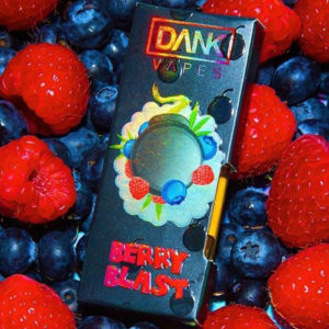 dank vapes berry blast