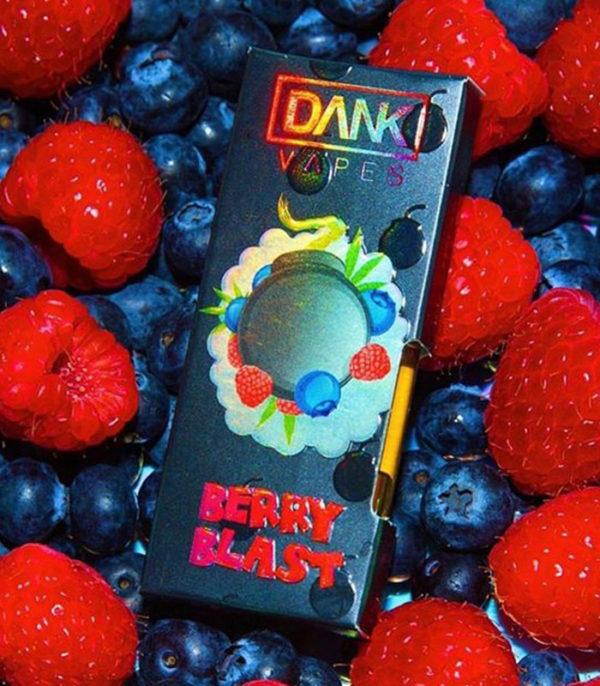 dank vapes berry blast