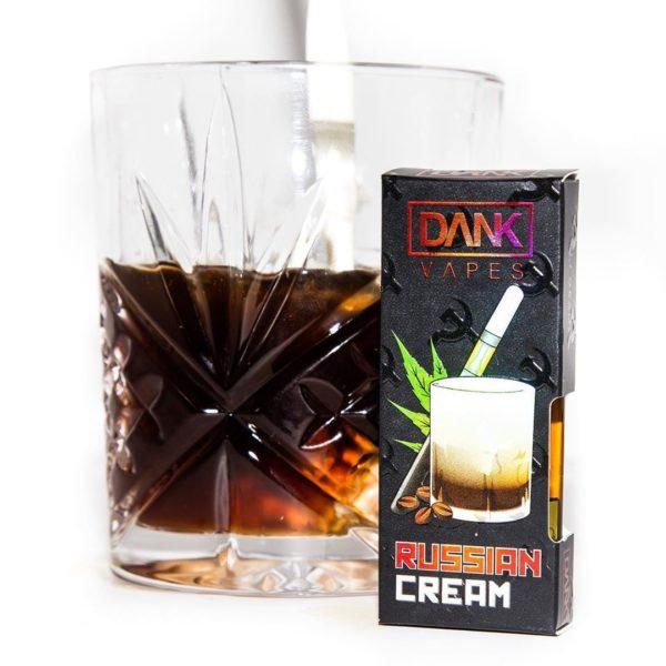 Dank vape Russian cream