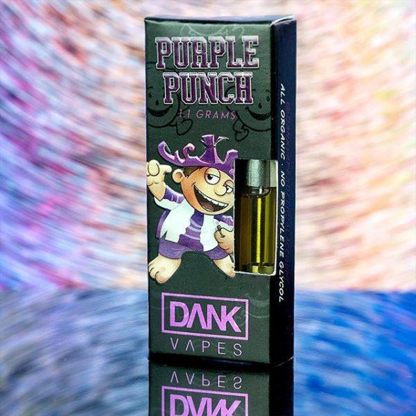 Dank Vapes Purple Punch