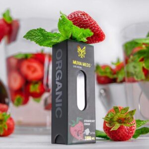 Strawberry vape cartridges